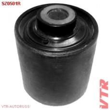 Сайлентблок одиночный  передний/задний VTR (SZ0501R)