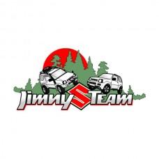 Наклейка Джимни Тим