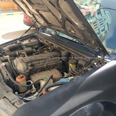 Амортизаторы капота Suzuki Jimny (1998-2012)
